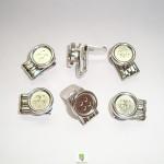 Boutons clips pour bretelles à boutons