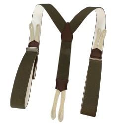 Bretelles hercule kaki Tresses