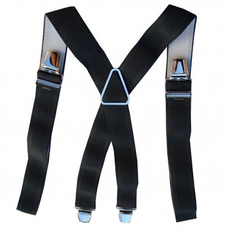 Bretelle noires 130 cm