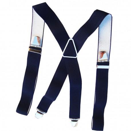 Bretelle 130 cm bleu marine