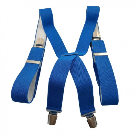 Bretelle 120 cm bleu roi