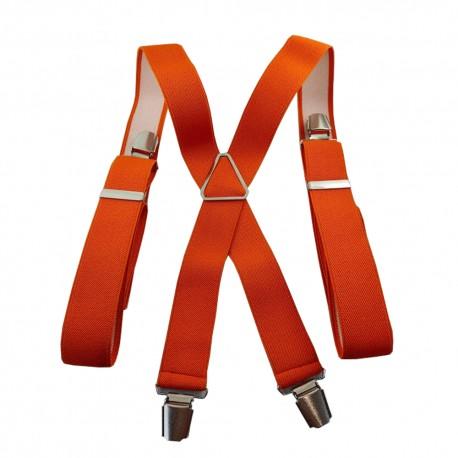 Bretelle 120 cm orange